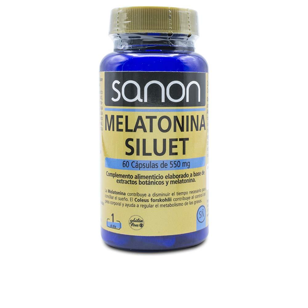 SANON melatonina siluet cápsulas
