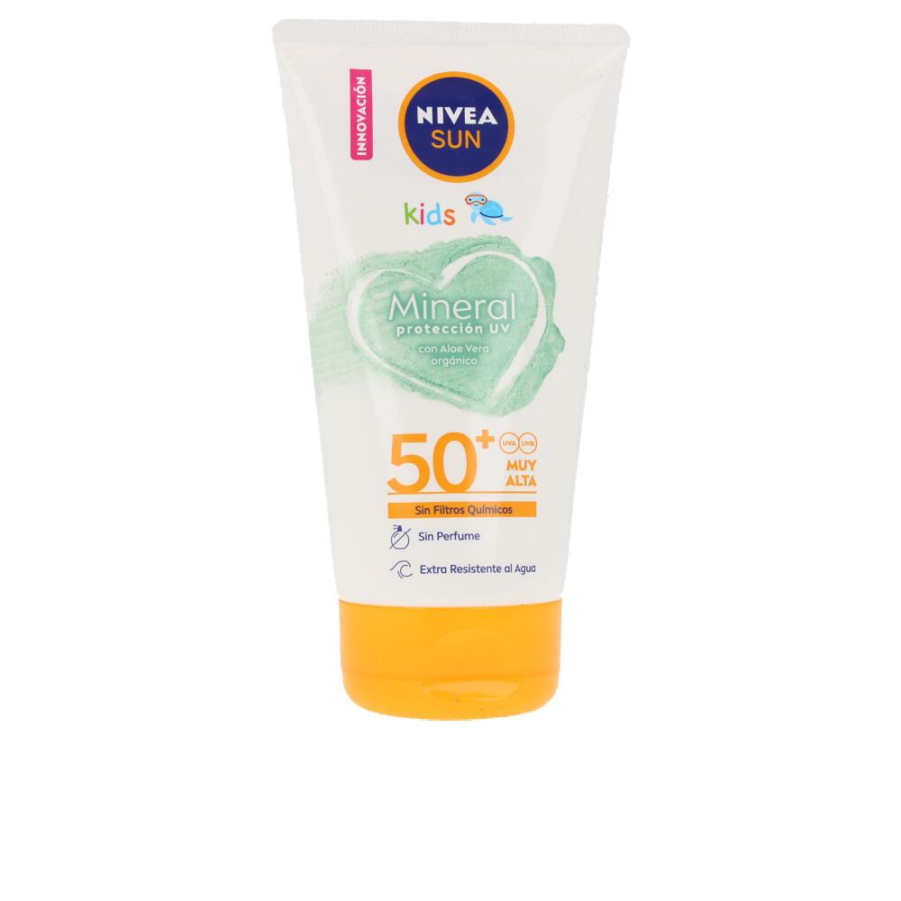 SUN NIÑOS MINERAL crema protección solar SPF50+