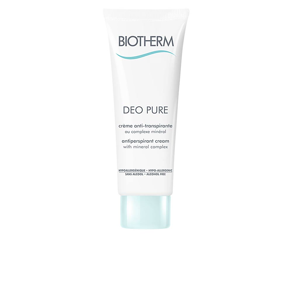 DEO PURE antiperspirant cream