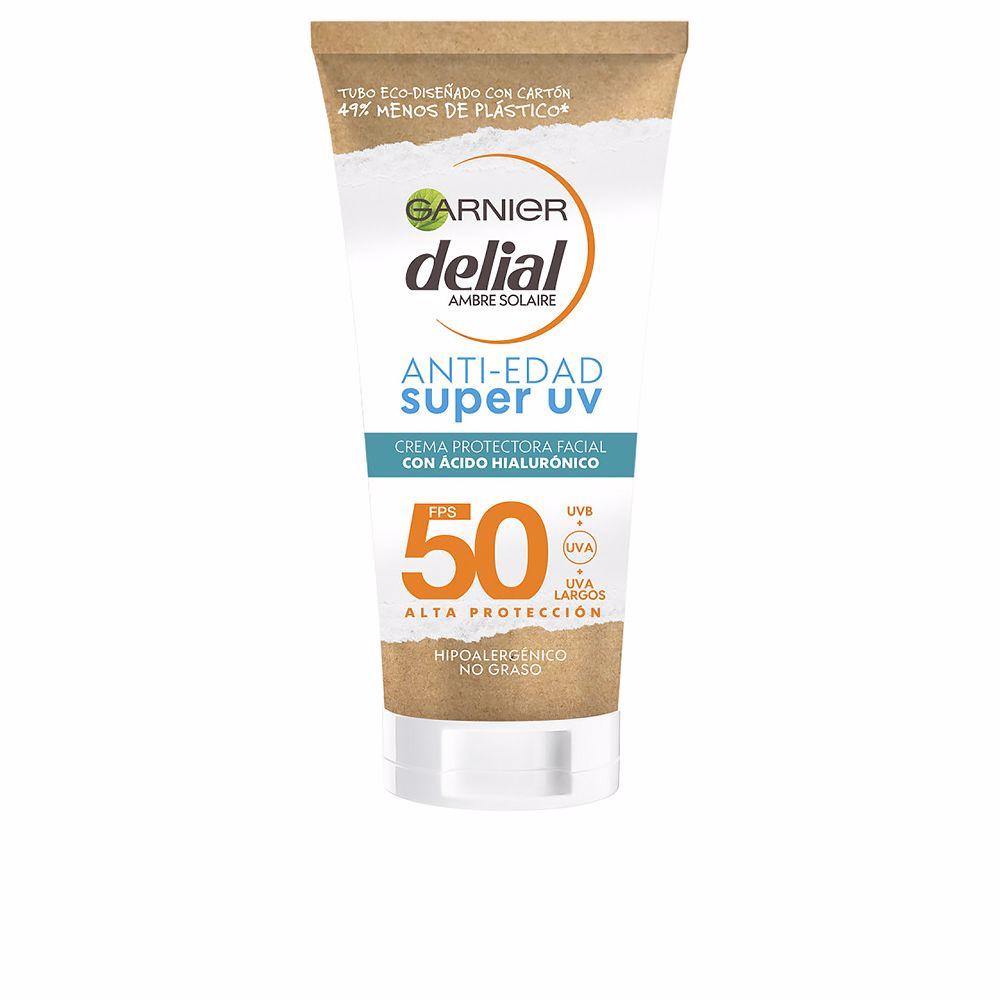 SUPER UV ANTI-EDAD crema facial SPF50