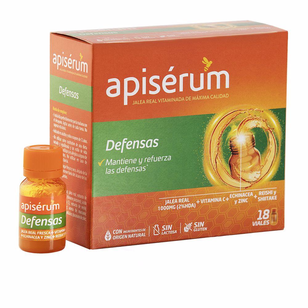 APISERUM DEFENSAS viales