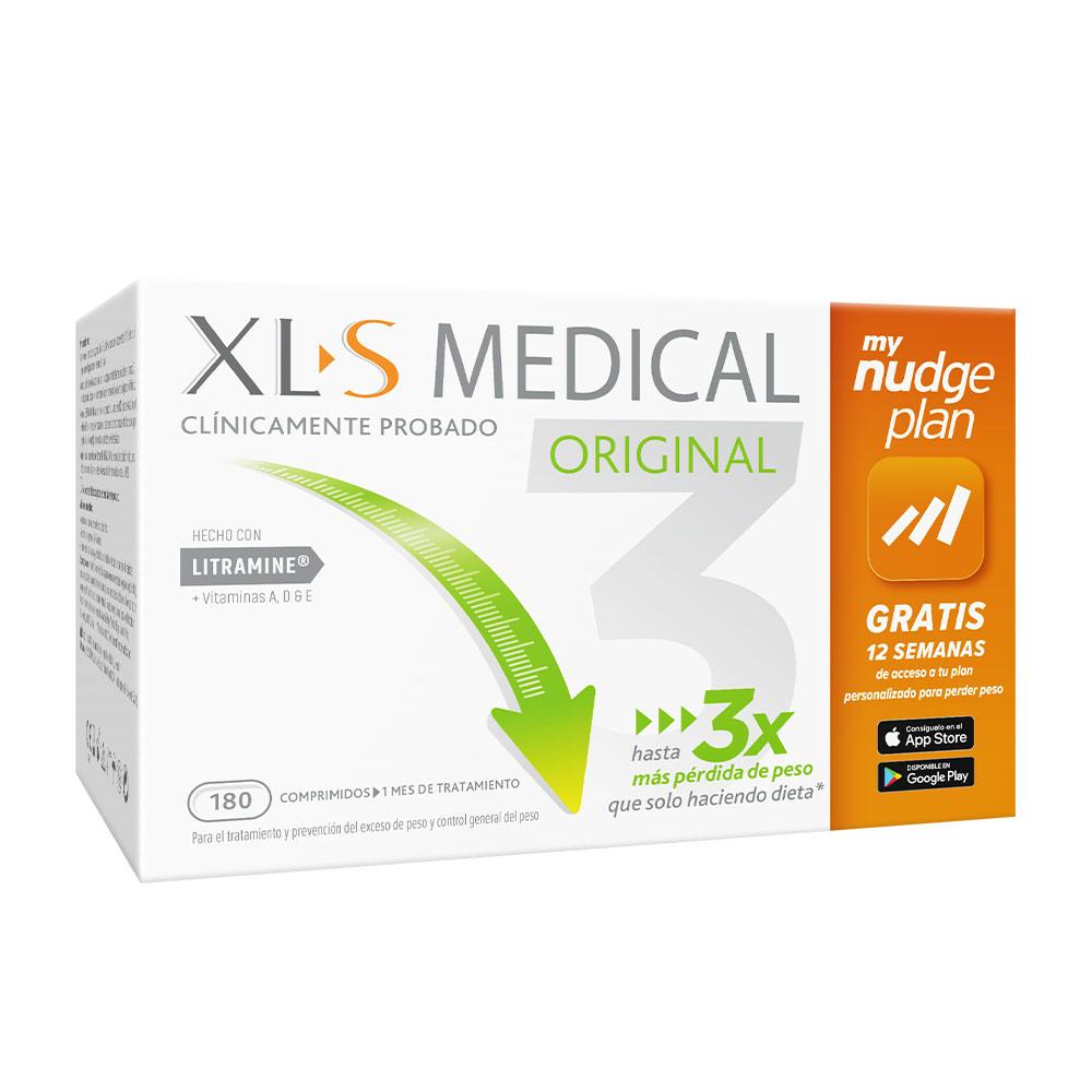XLS MEDICAL ORIGINAL nudge comprimidos