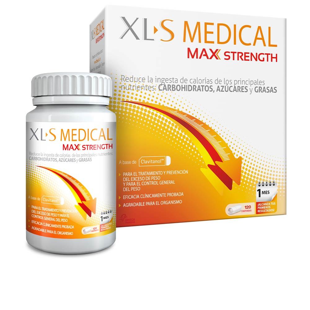XLS MEDICAL MAX STRENGTH comprimidos