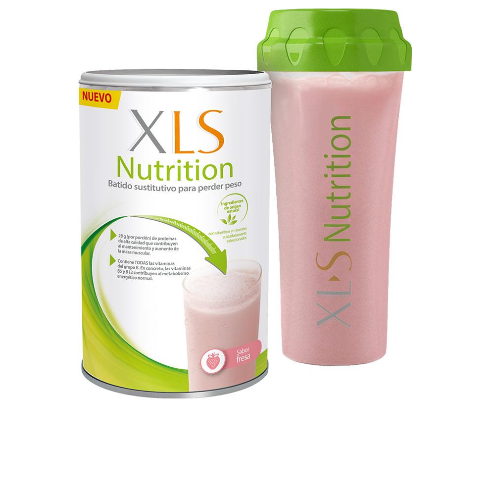 XLS NUTRITION fresa+shaker