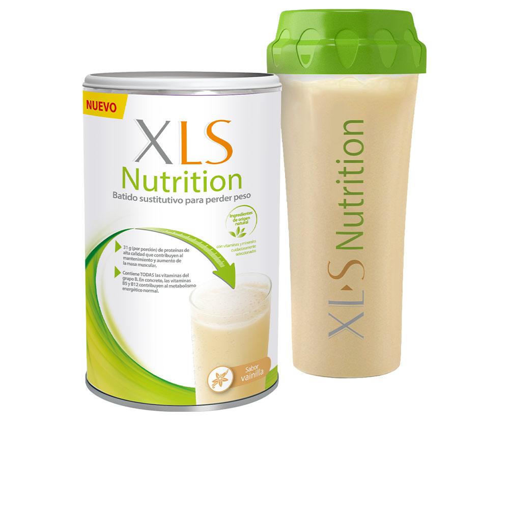 XLS NUTRITION vainilla+shaker