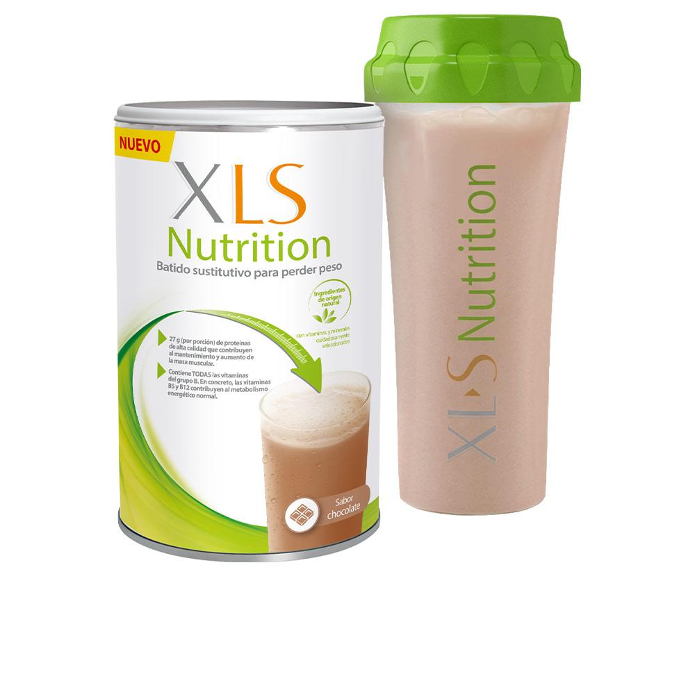 XLS NUTRITION chocolate+shaker