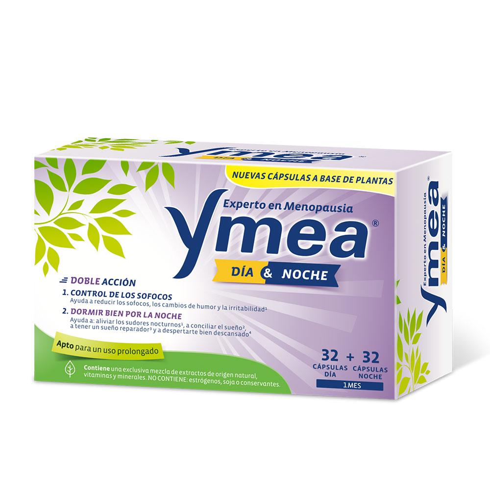 YMEA DÍA Y NOCHE  new formula cápsulas