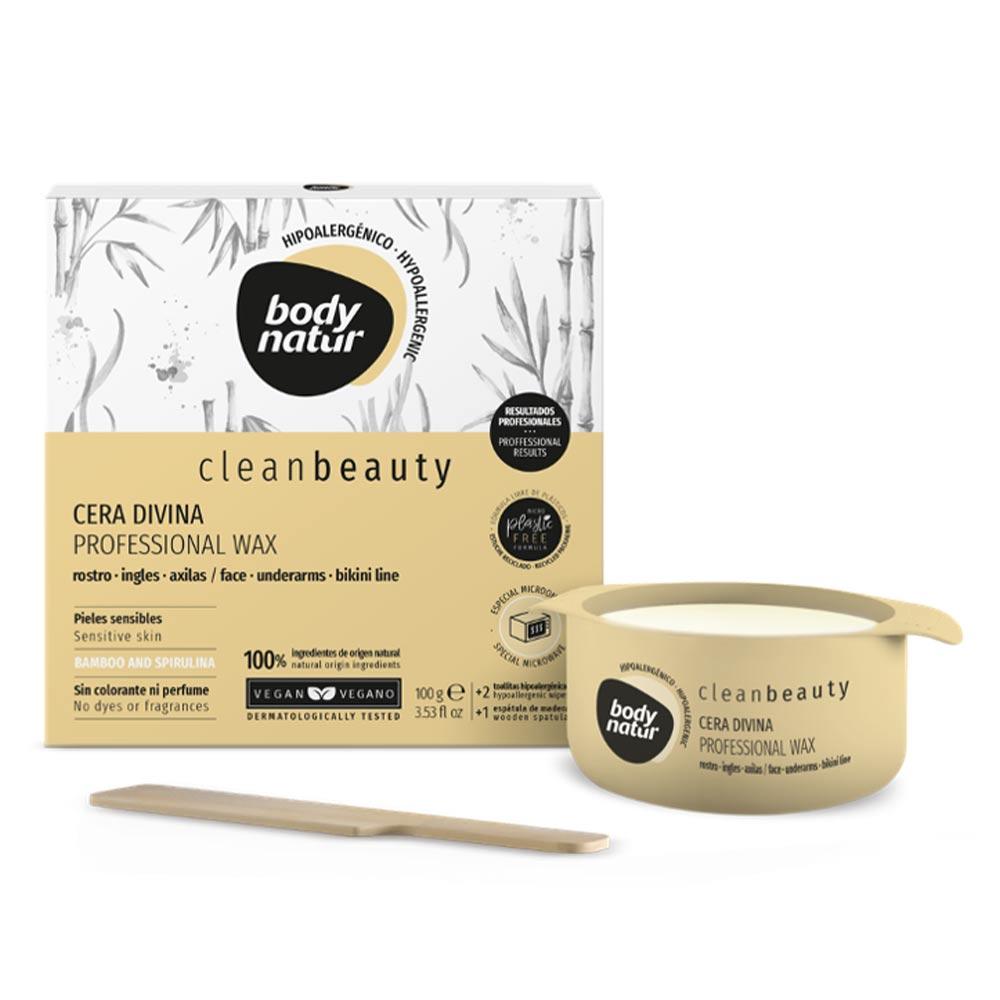 CLEAN BEAUTY cera divina profesional wax