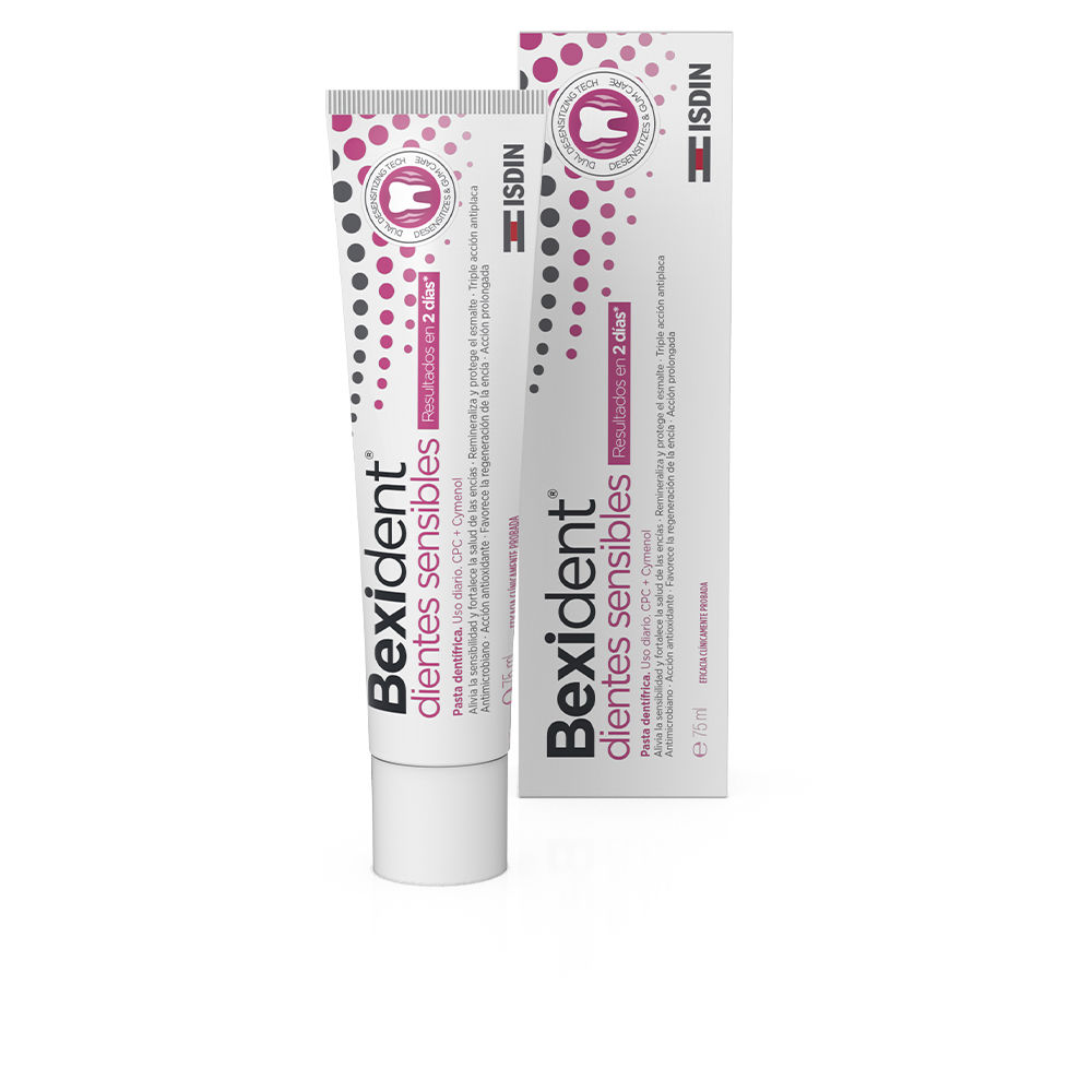 BEXIDENT DIENTES SENSIBLES pasta dentífrica