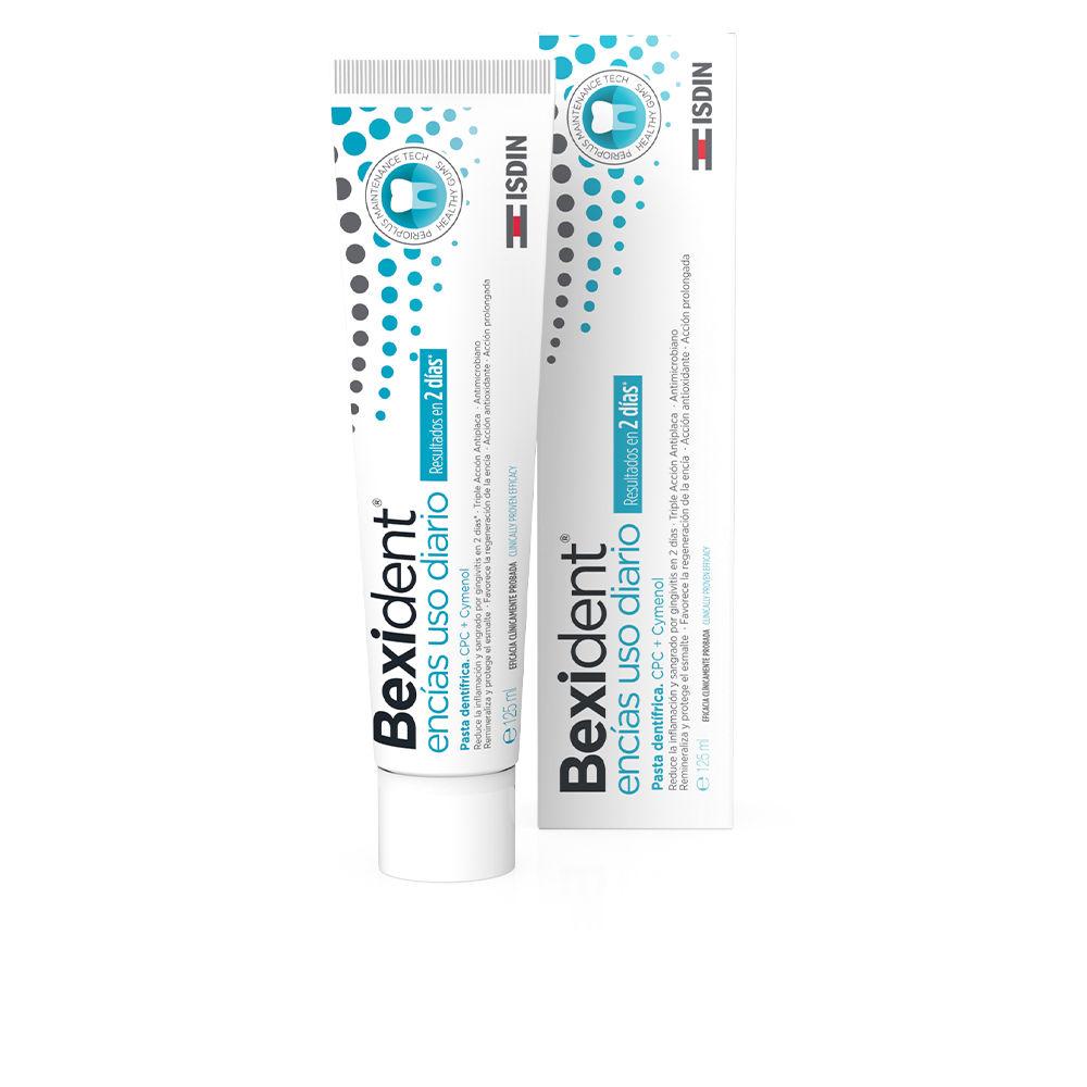 BEXIDENT ENCÍAS uso diario pasta dentífrica