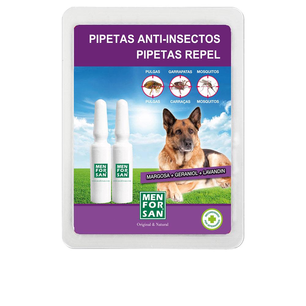 PIPETAS perro ant-insectos