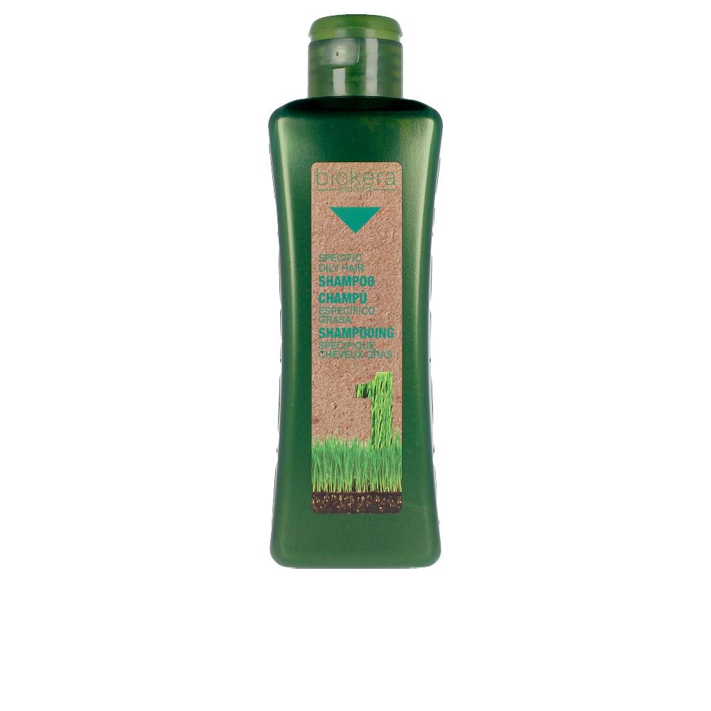 BIOKERA NATURA oily hair shampoo