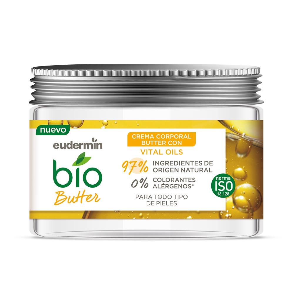 BIO BUTTER hidratante corporal tarro