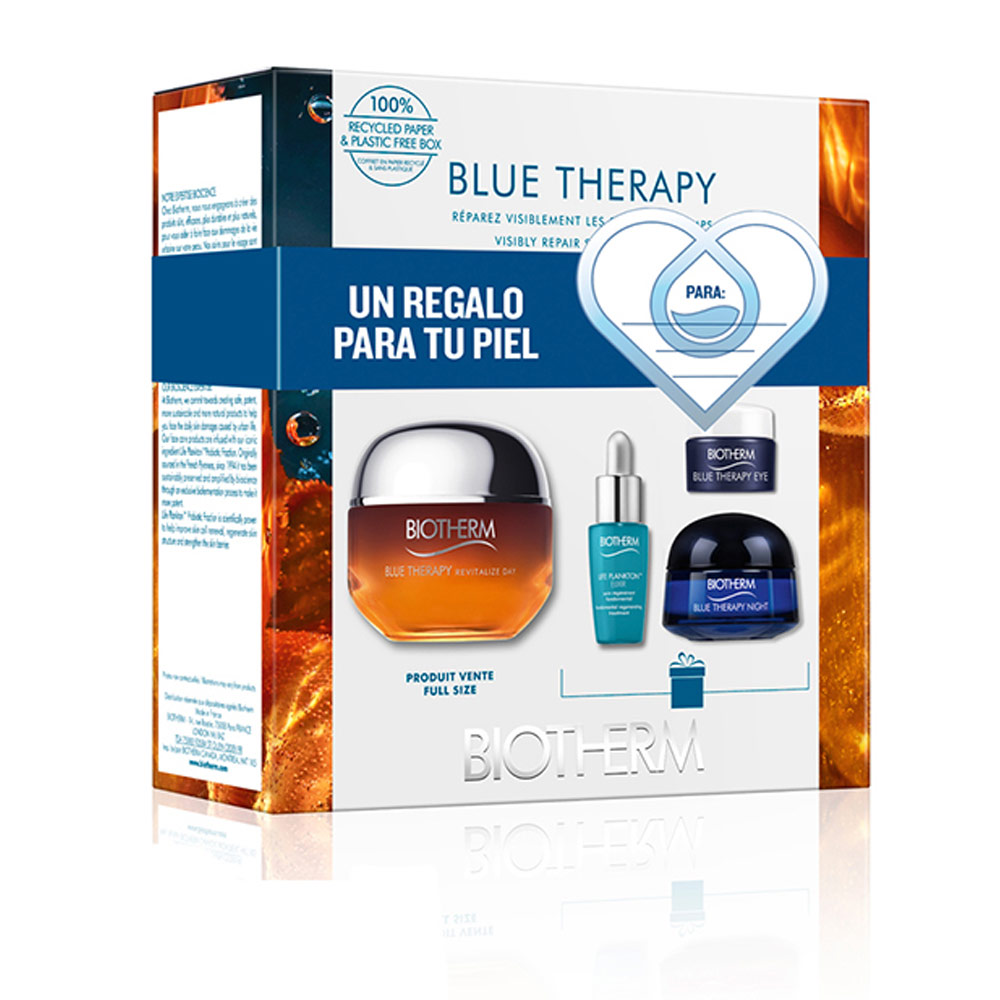 Blue Therapy Amber Algae lote 4 pz