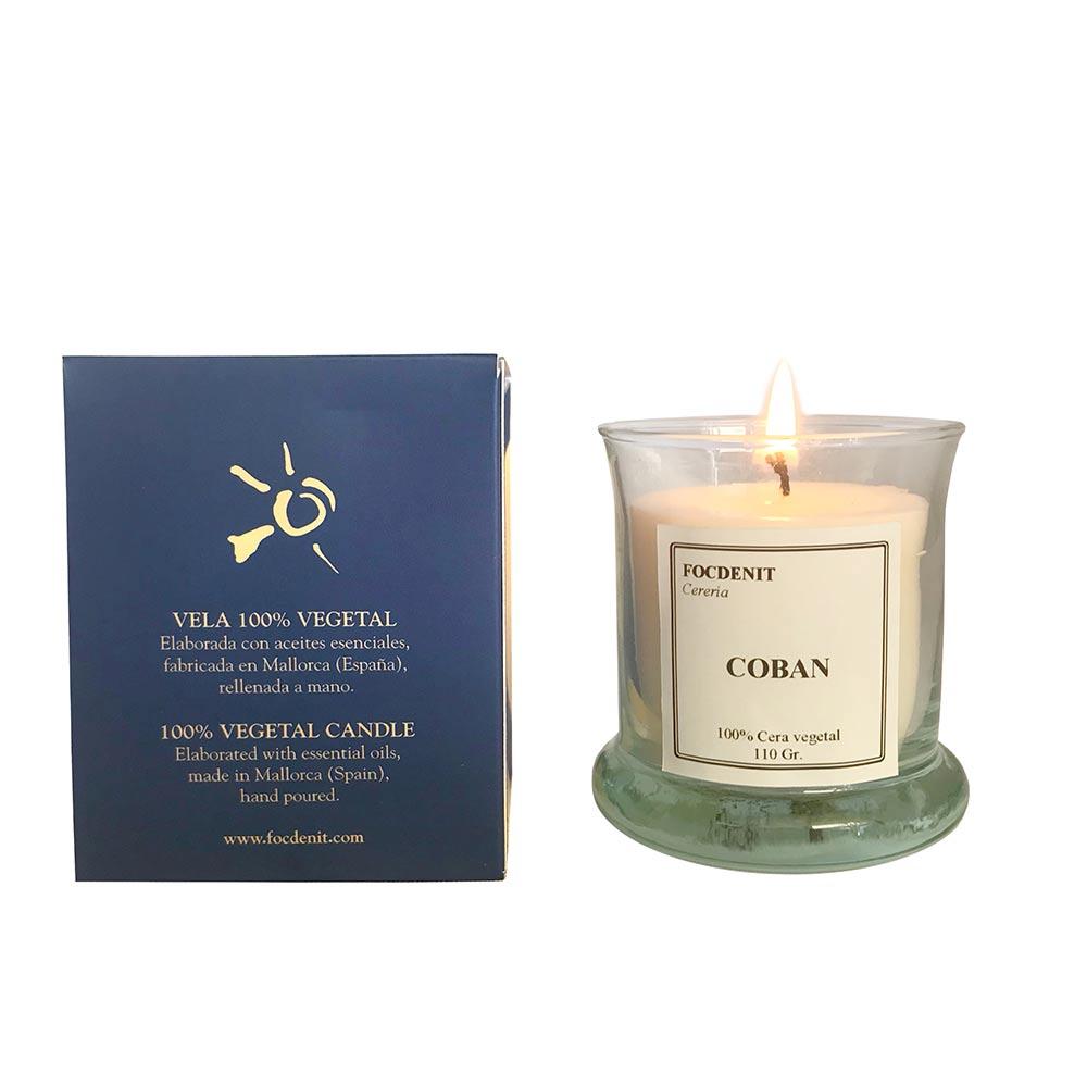VELA DORICO aroma coban