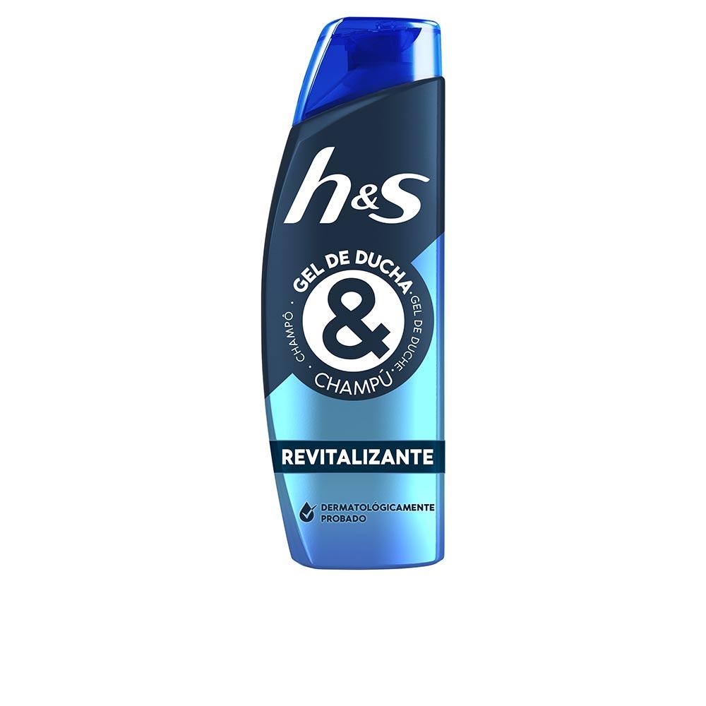 H&S GEL DUCHA & CHAMPÚ revitalizante