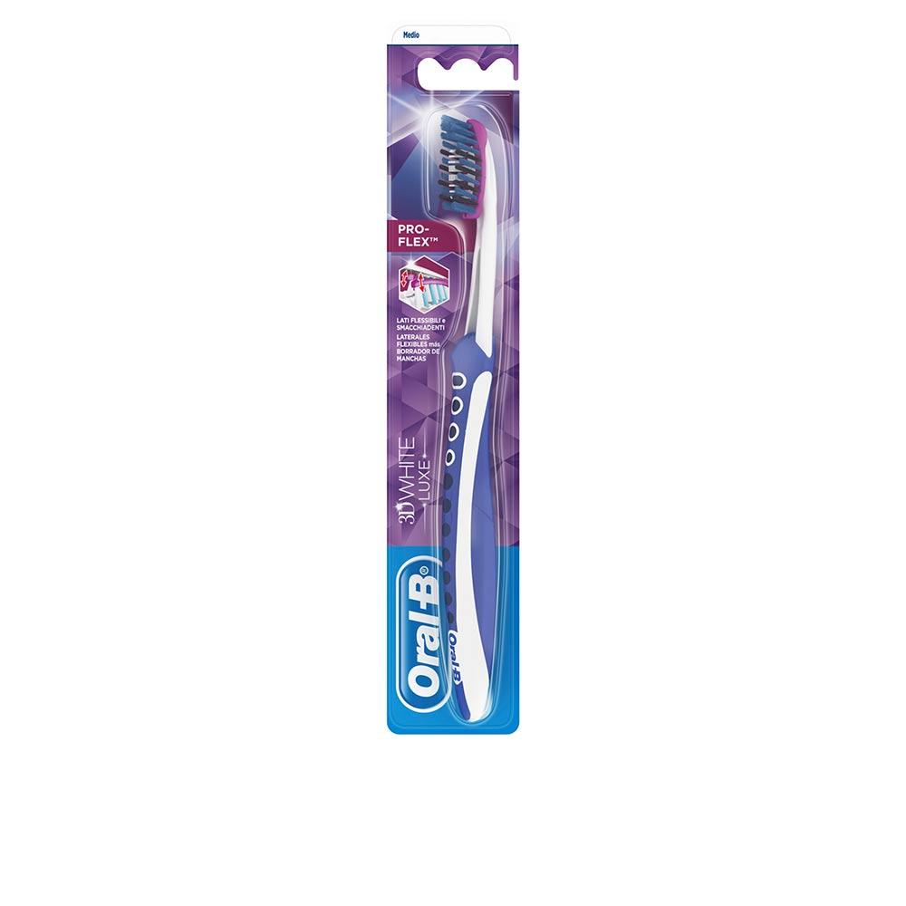 3D WHITE PRO-FLEX LUXE cepillo dental #medio