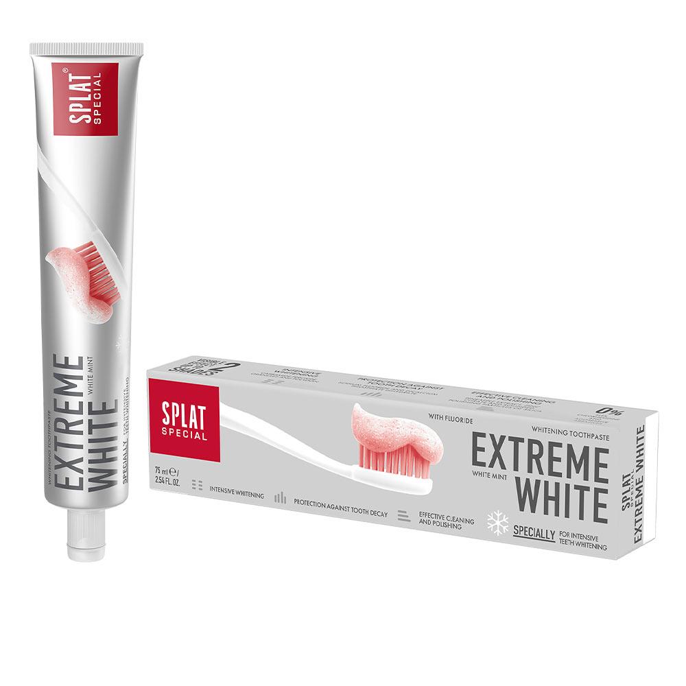 SPLAT EXTREME WHITE dentífrico