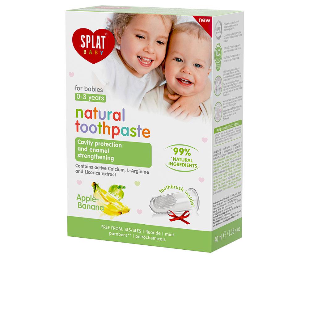 SPLAT BABY APPLE & BANANA dentífrico