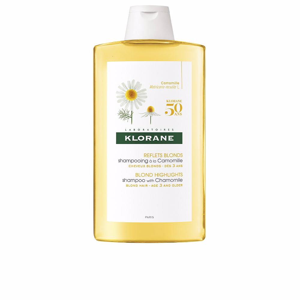 BLOND HIGHLIGHTS shampoo with chamomile