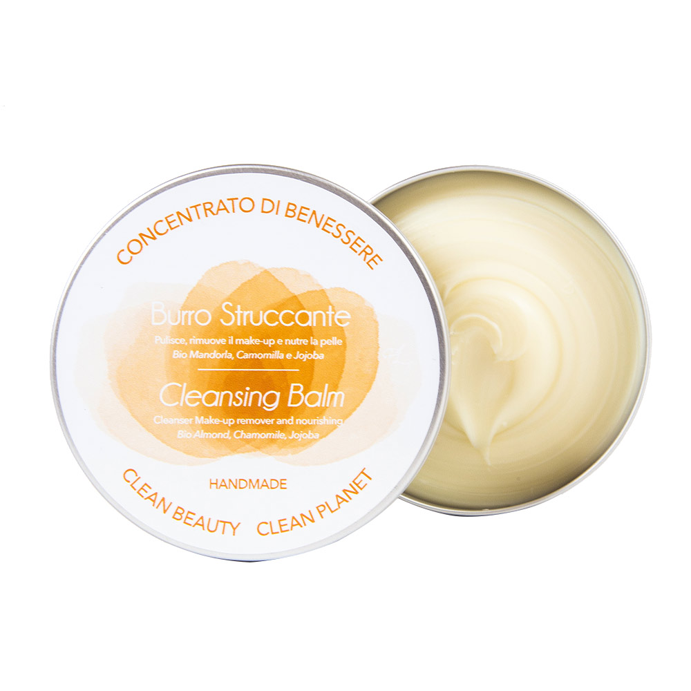 BIO SOLID cleansing balm