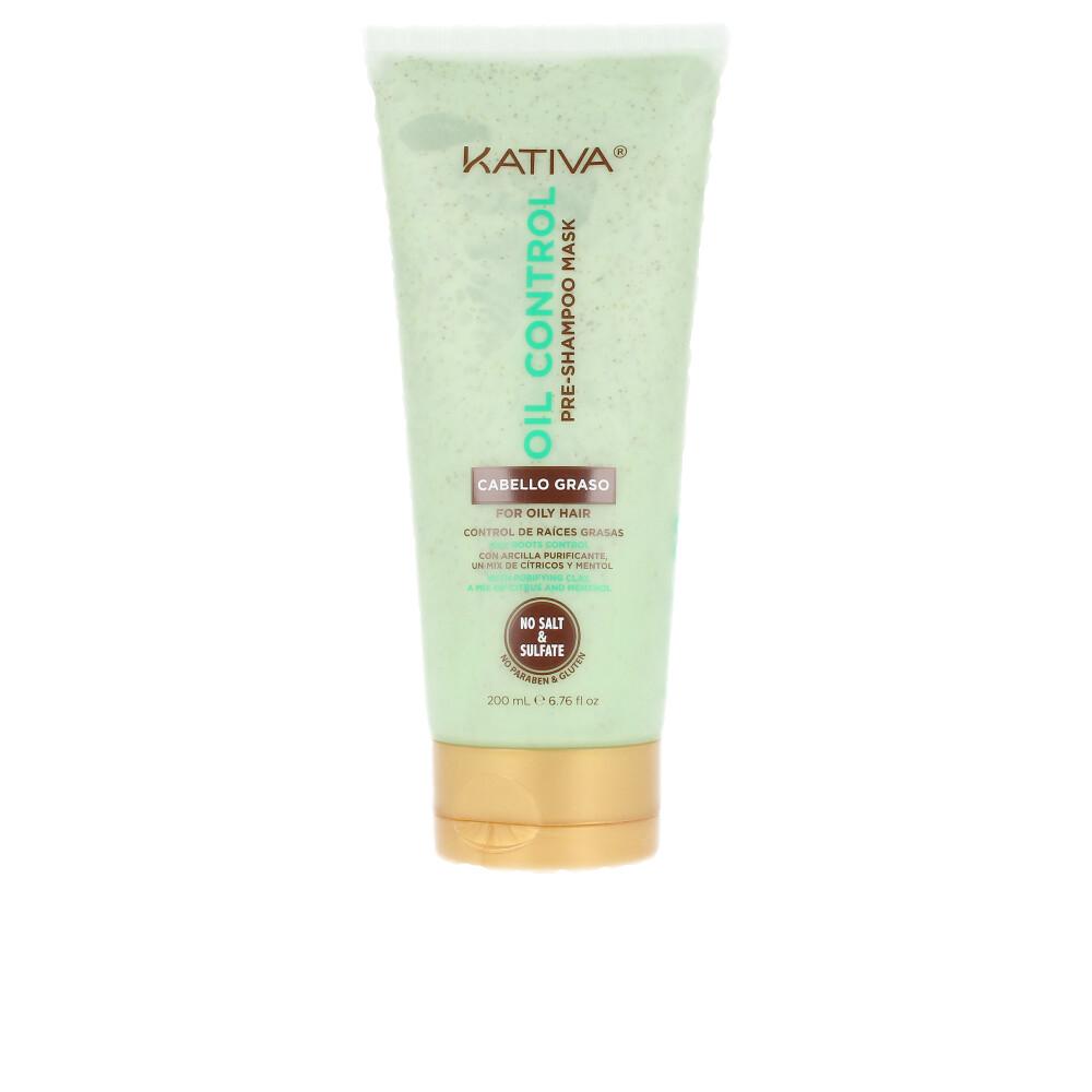 OIL CONTROL pre-shampoo mask