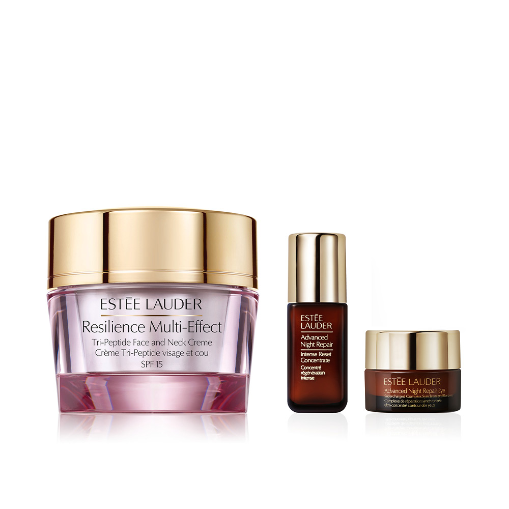 RESILIENCE MULTI-EFFECT FACE AND NECK CREME SPF15 LOTE