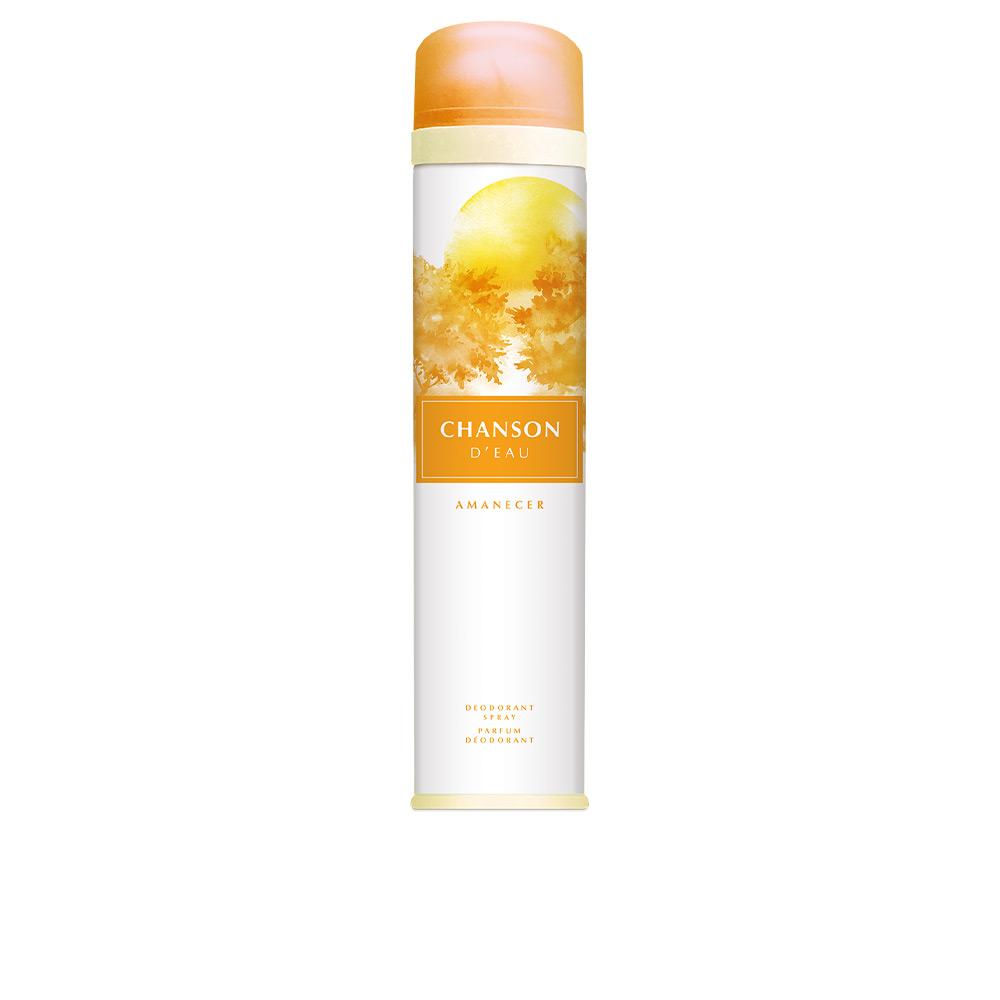 CHANSON D´EAU AMANECER deo spray