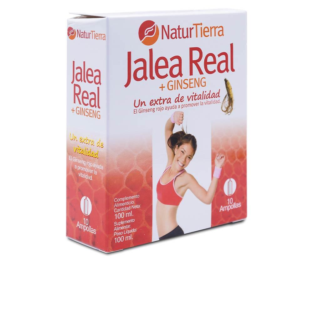 Jalea real + ginseng