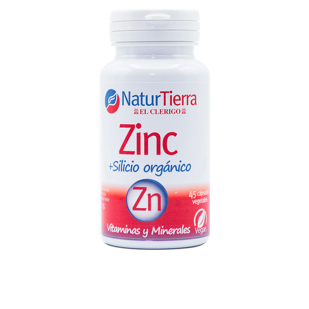 Zinc + silicio orgánico