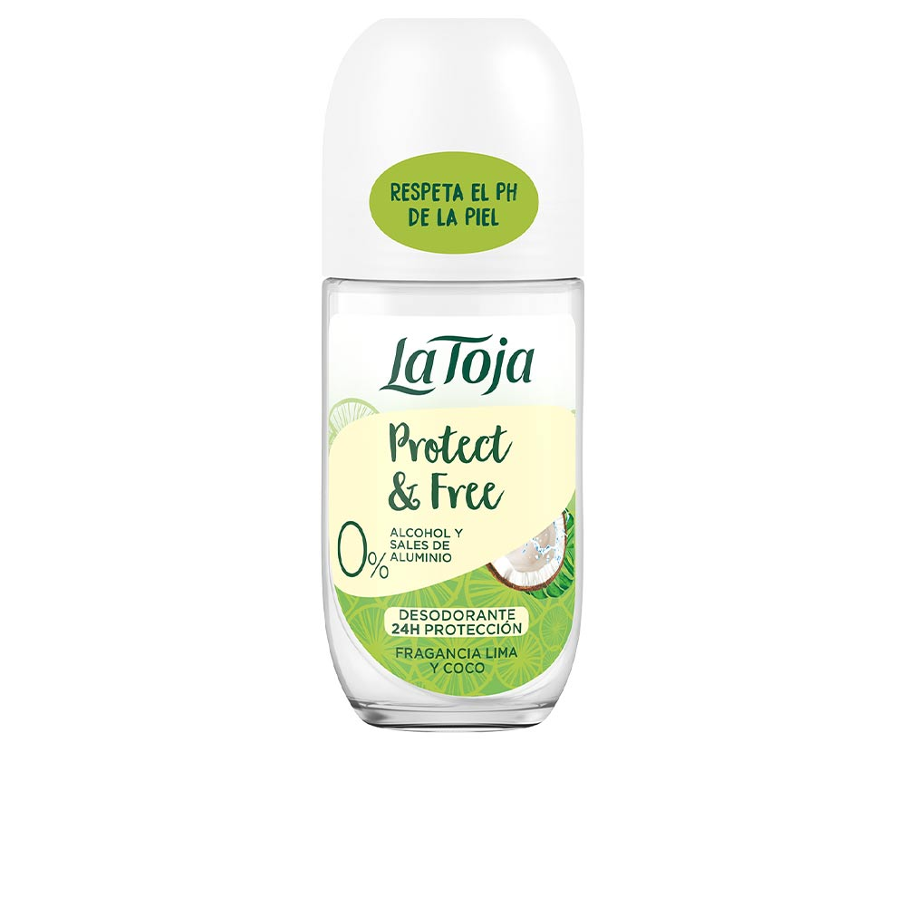 NATURALS lima y coco deo roll-on
