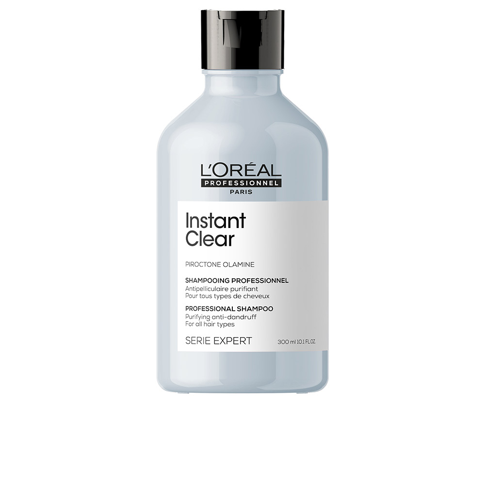INSTANT CLEAR anti-dandruff shampoo