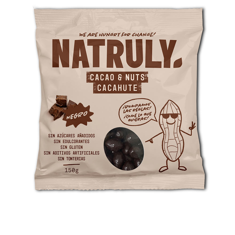 CACAO&NUTS #chocolate negro
