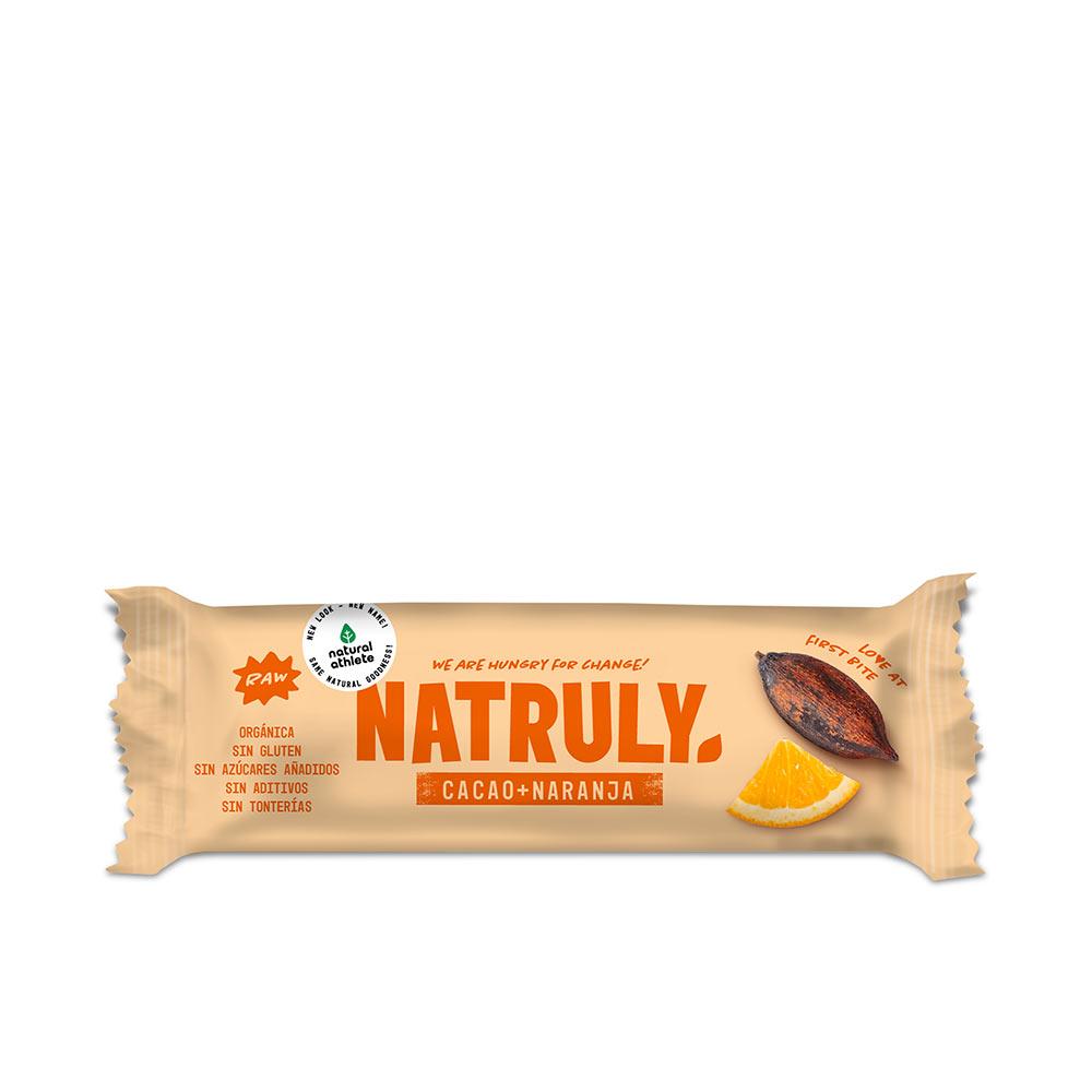 BARRITA ORGÁNICA #cacao & naranja