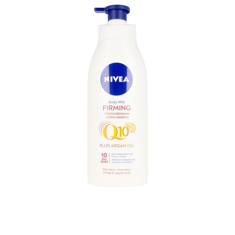 Q10+ ARGÁN OIL firming body milk PS