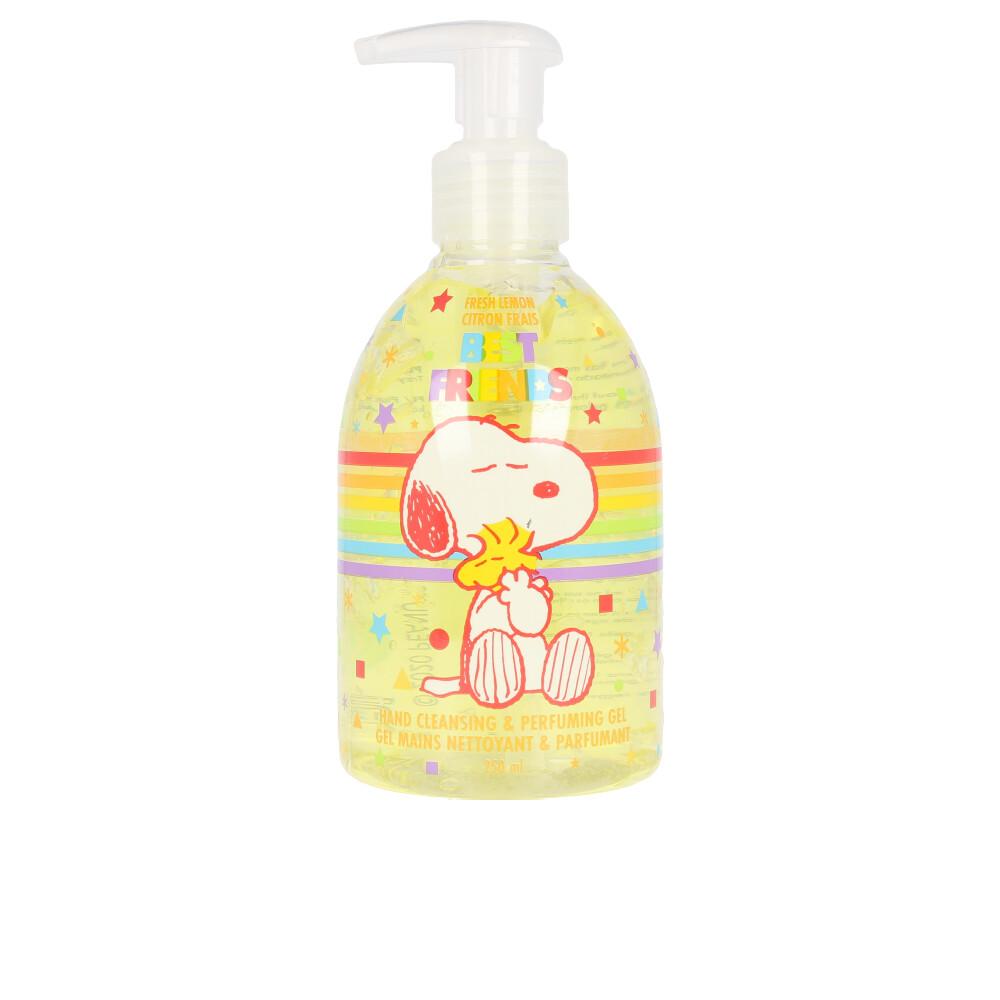 SNOOPY gel higienizante manos