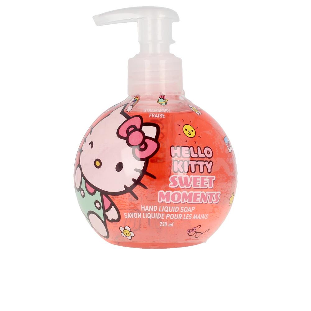 HELLO KITTY jabón líquido de manos