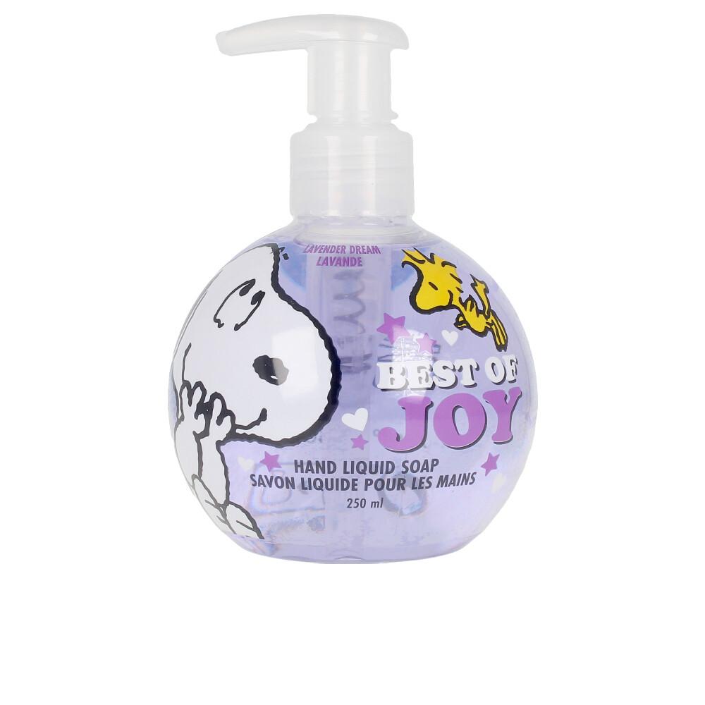 SNOOPY jabón líquido de manos