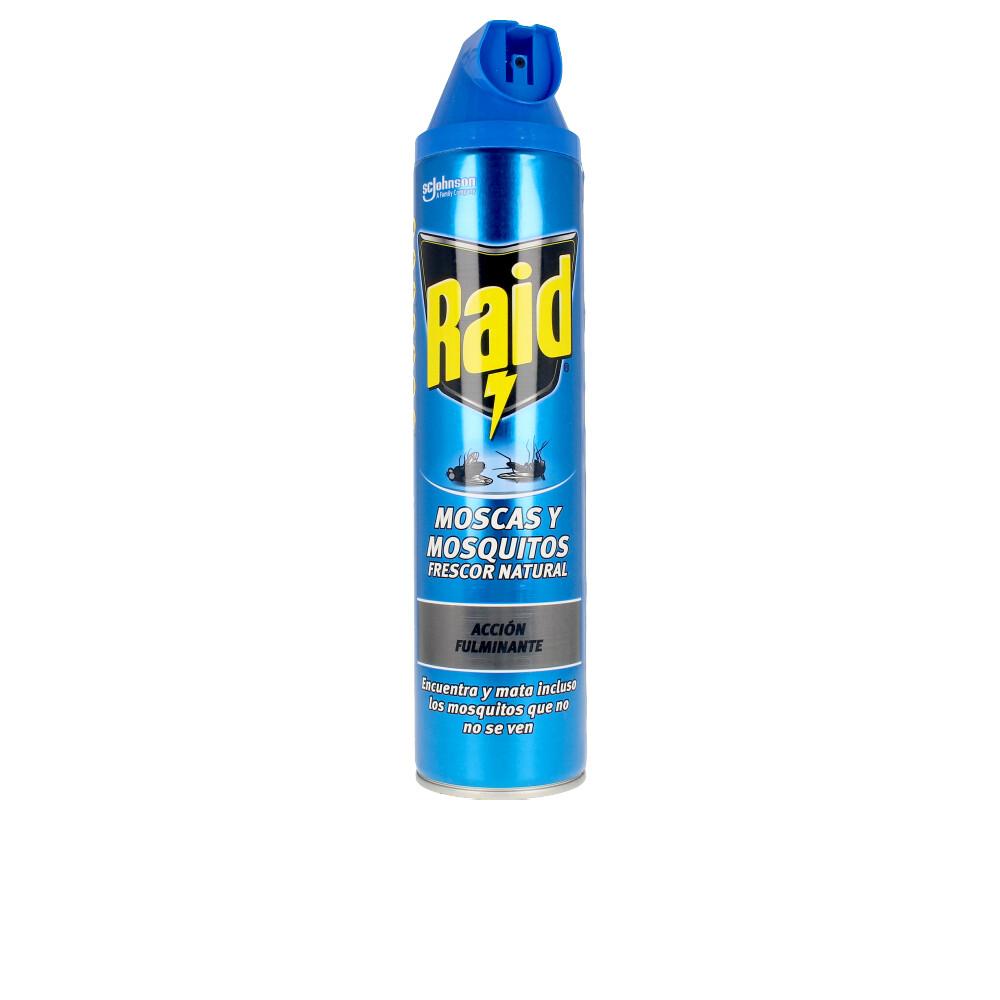 VOLADORES insecticida frescor natural spray