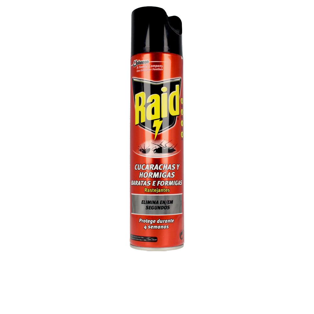 RASTREROS insecticida acción inmediata spray