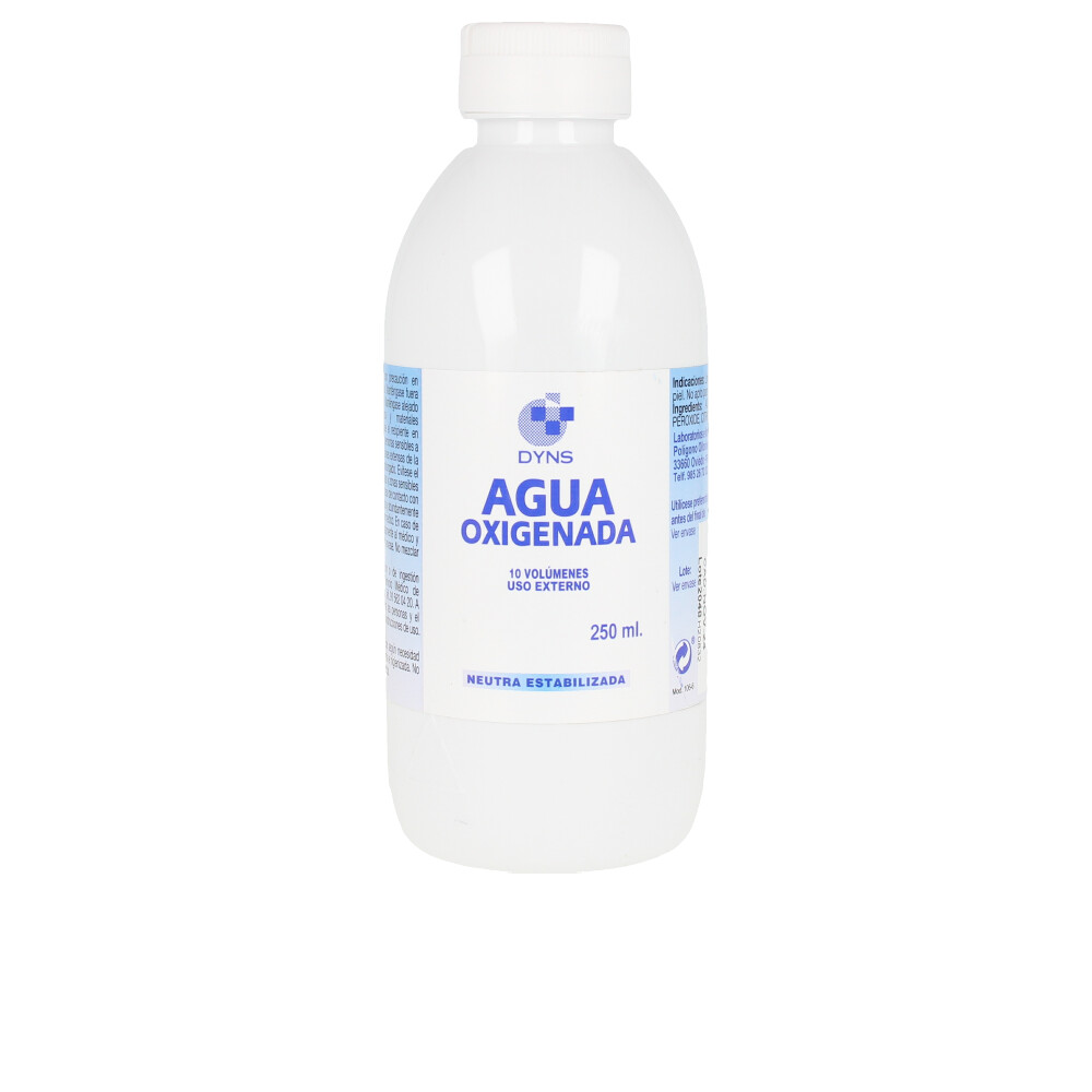 DYNS agua oxigenada