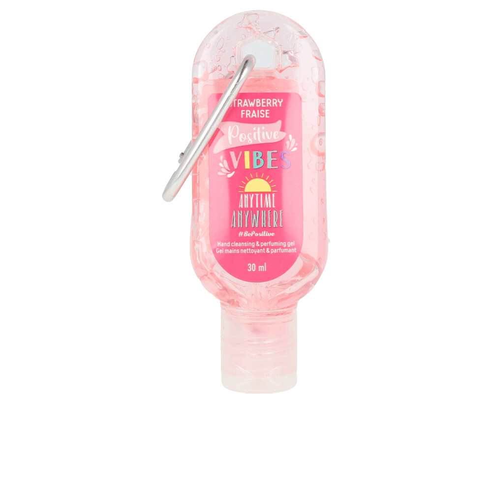 GOOD VIBES gel de manos limpiador y perfumado