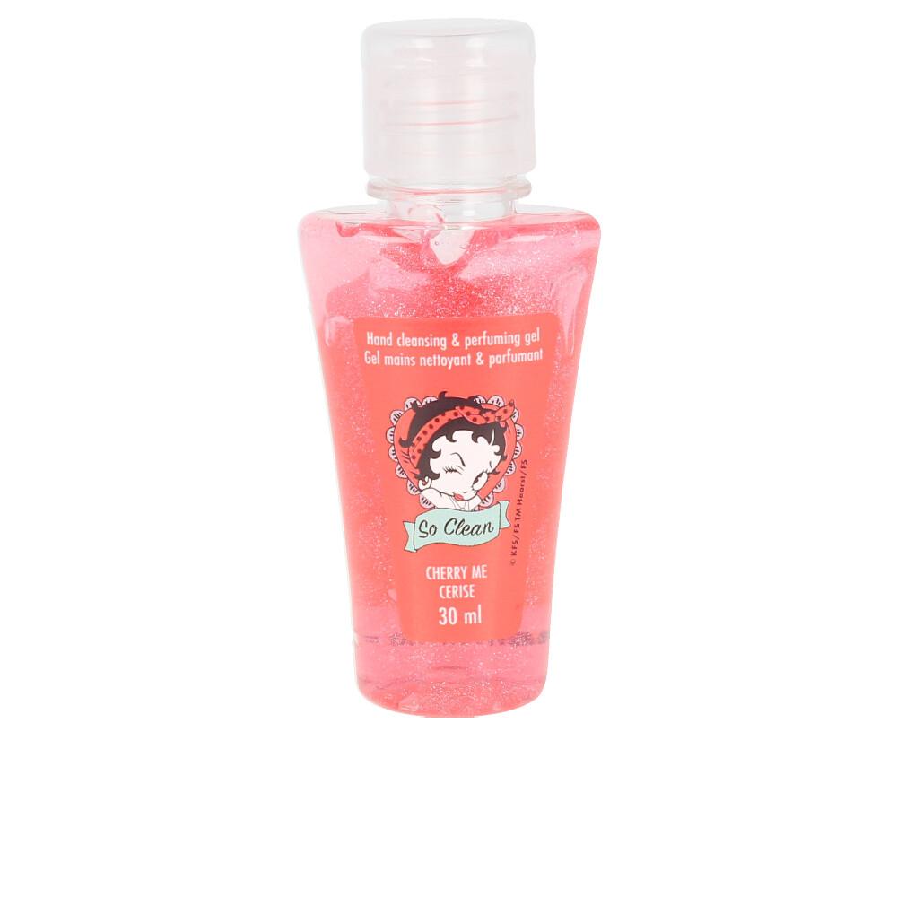 BETTY BOOP gel de manos limpiador y perfumado