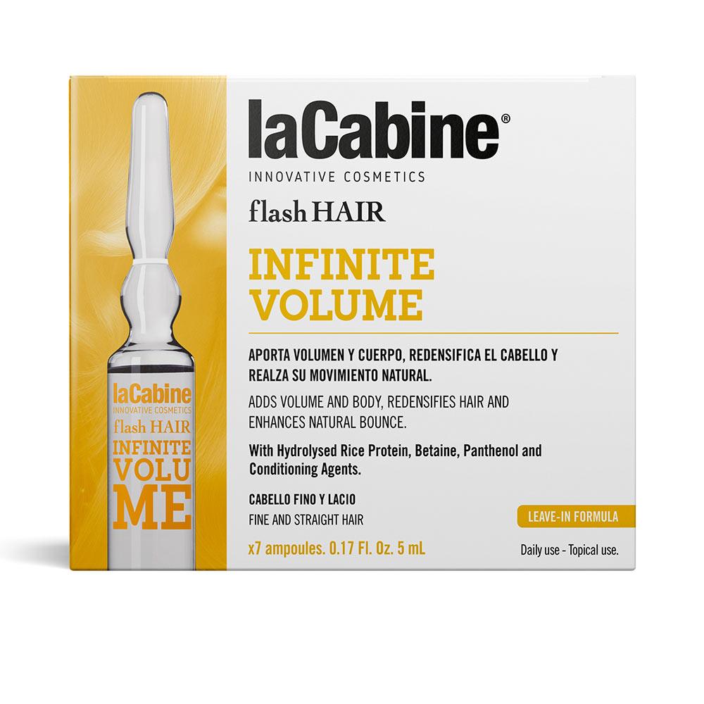 FLASH HAIR infinite volume