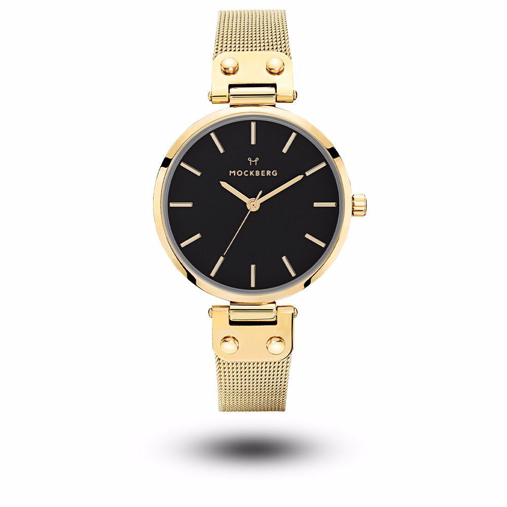 MO1603 Livia Noir watch