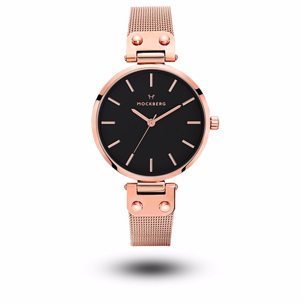 MO308 Lily Noir watch