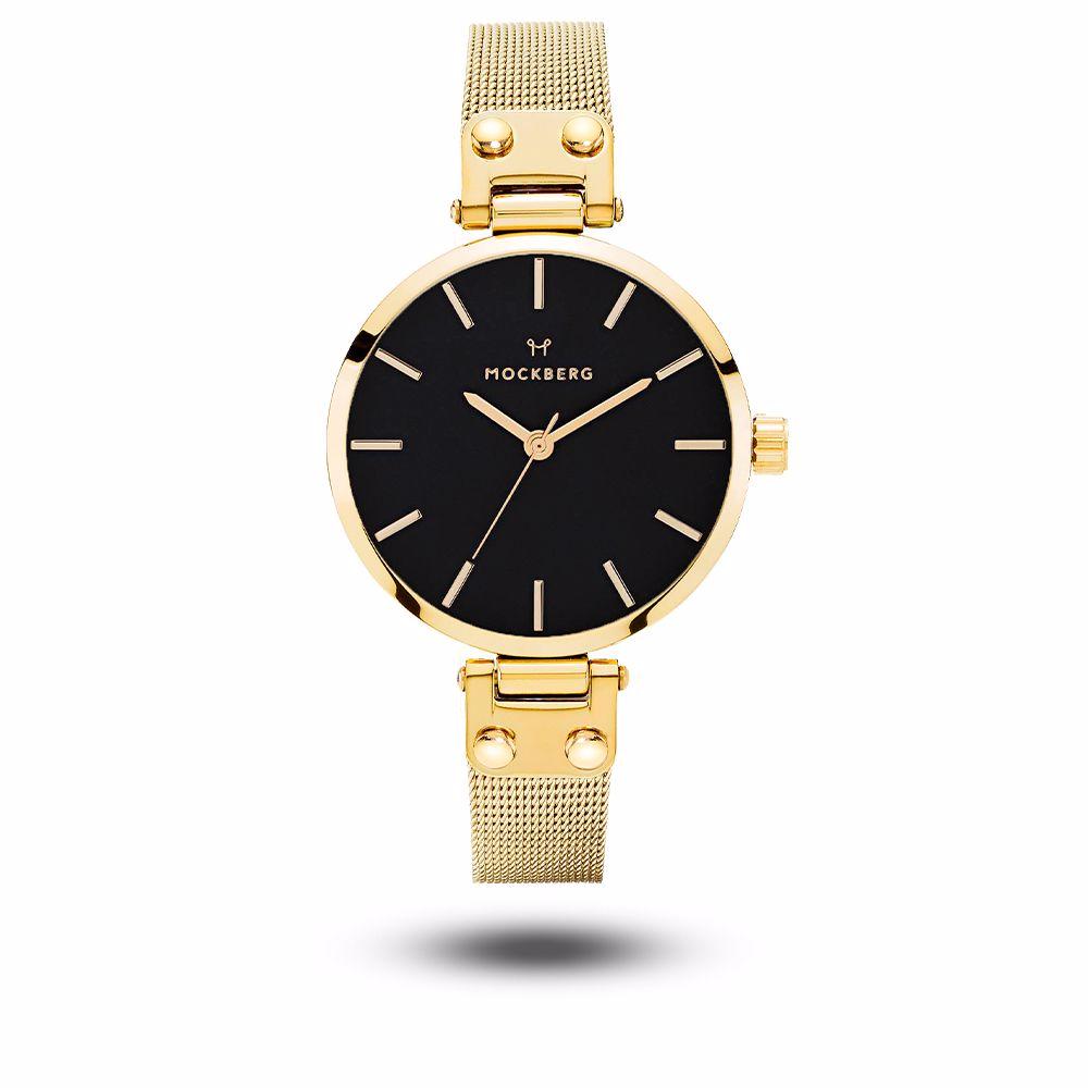 MO403 Livia Petite Noir watch