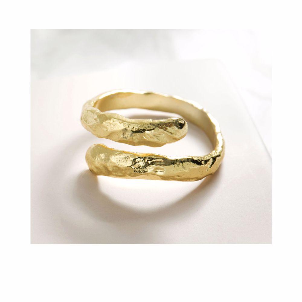 MO783 SATURNUS ring #gold