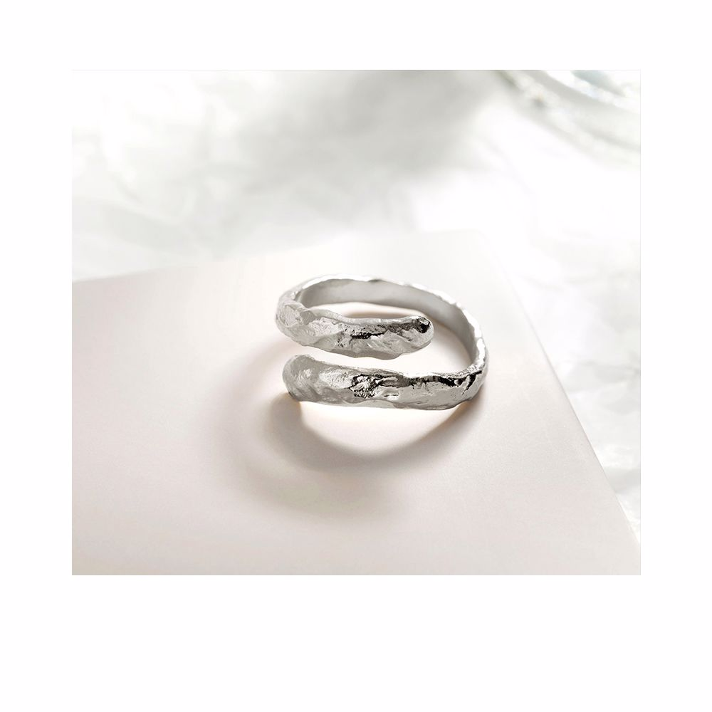MO784 SATURNUS ring #silver