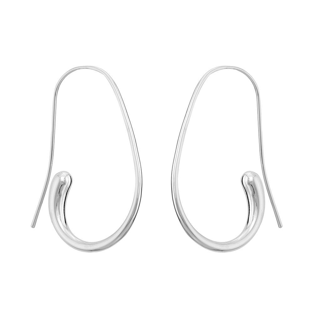 MO790 ELEGANT earring #silver